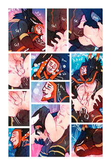 MEN+MONSTERS #1 page 29