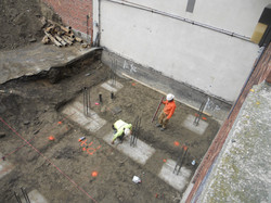 Under Construction - Piles