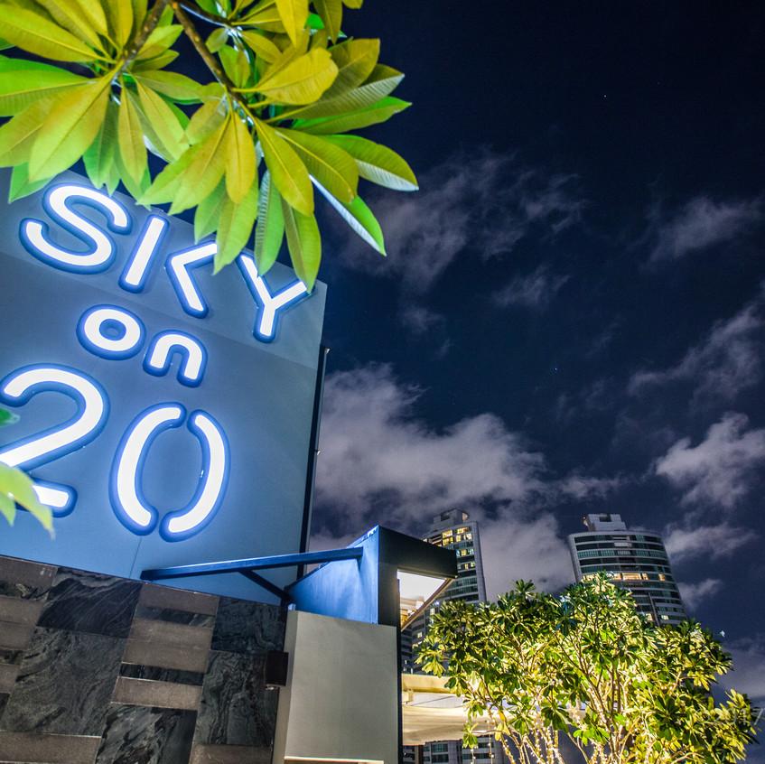 Sky on 20
