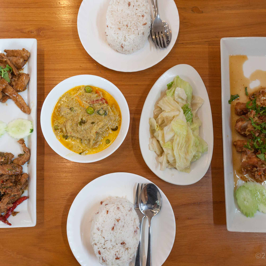 Chim Cafe Rayong | thaifoodies.co