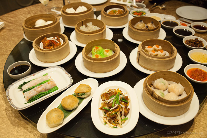 Intercontinental Bangkok's - Summer Palace Chinese Restaurant 5 Star Saturday & Sunday Dim S