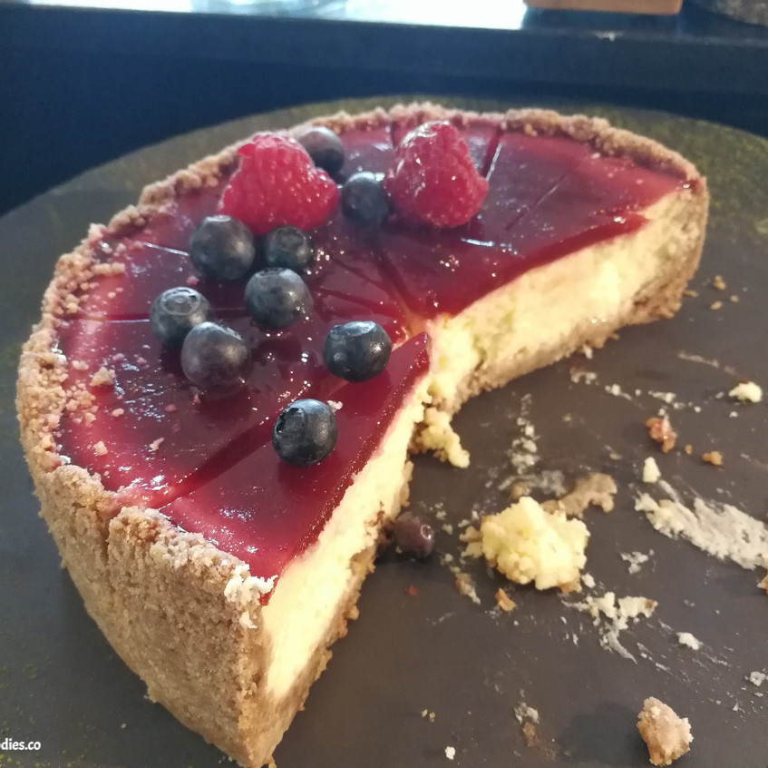 Dee Lite's Desserts Selection