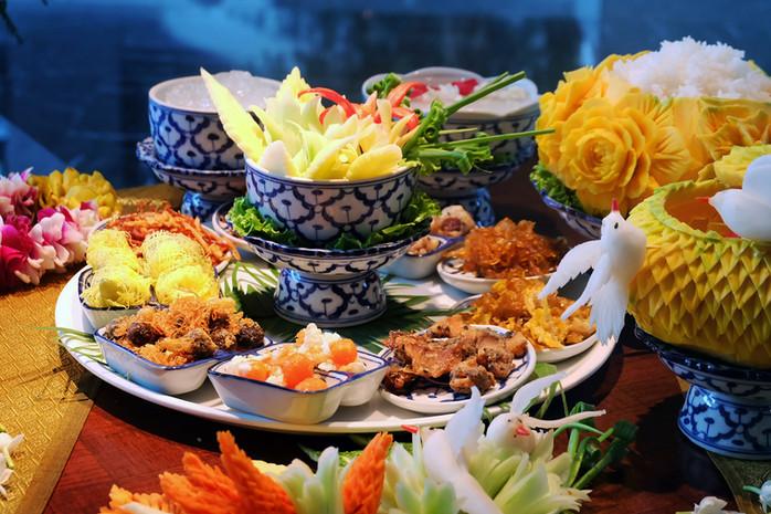 Royal Khao Chae at  Novotel Bangkok Suvarnabhumi Airport Hotel