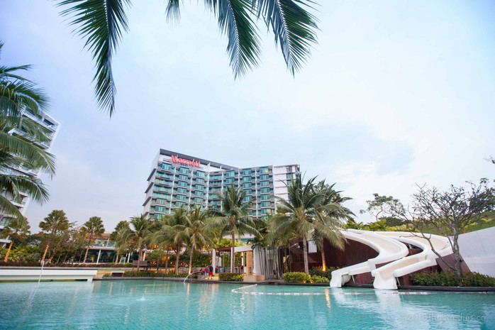 Rayong Marriott Resort & Spa Review 2018