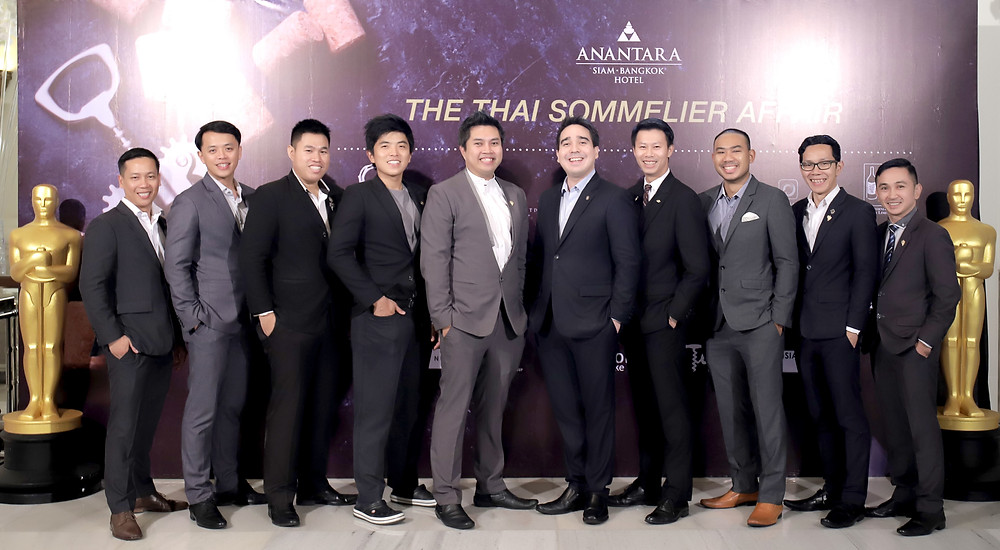 Thai Sommelier Affair 2018