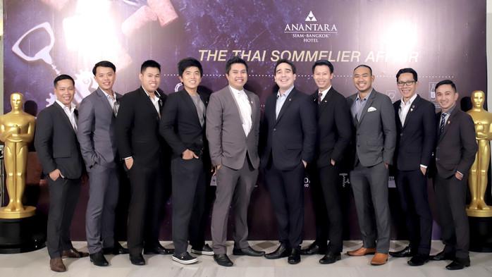 Thai Sommelier Affair 2018 @ Anantara Siam Bangkok Hotel