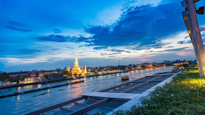 Spectacular Thai Riverside Dining – Riva Arun Bangkok Review