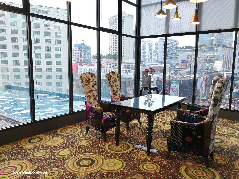Hotel Clover Asoke  |thaifoodies.co