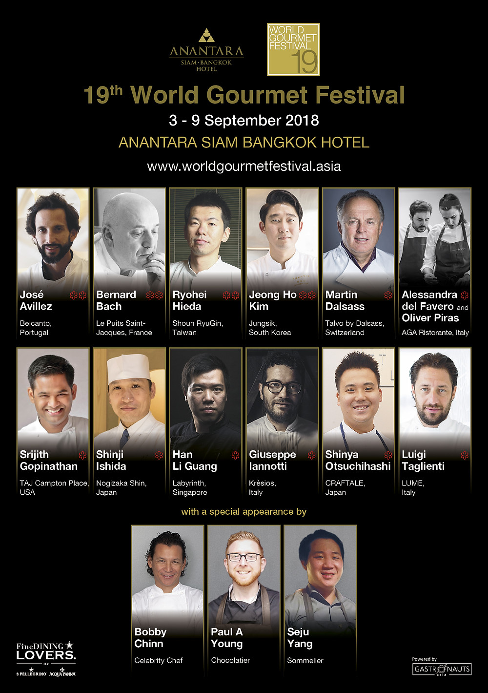 Anantara Siam Bangkok | thaifoodies.co