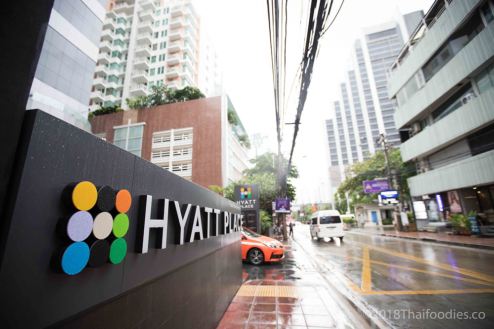 Hyatt Place Bangkok Sukhumvit Review | thaifoodies.co