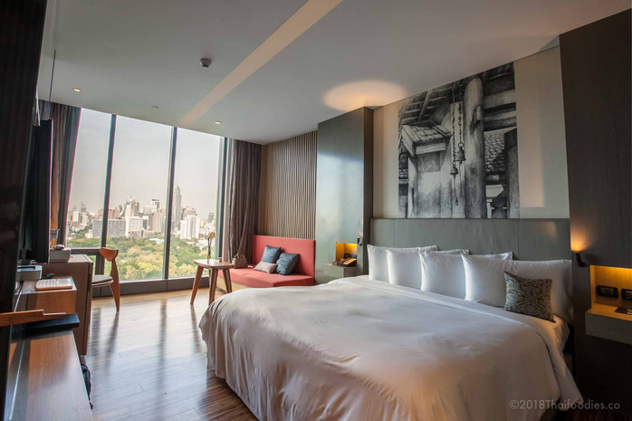 SO Sofitel Bangkok Room Review #1708 – An Uber Stylish Hotel Destination New Review 2018