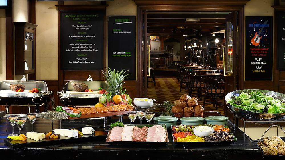Huntsman Pub Review   thaifoodies.co
