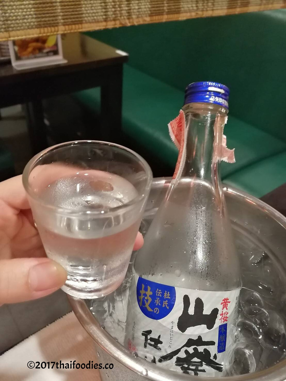 Aji Japanese Restaurant Review | thaifoodies.co