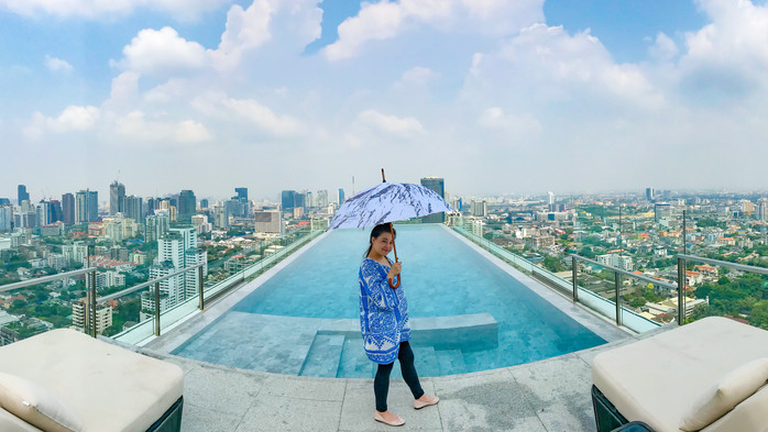 AMAZING THAILAND LUXURY SUITE REVIEW  - 137 Pillars Suites and Residences Bangkok