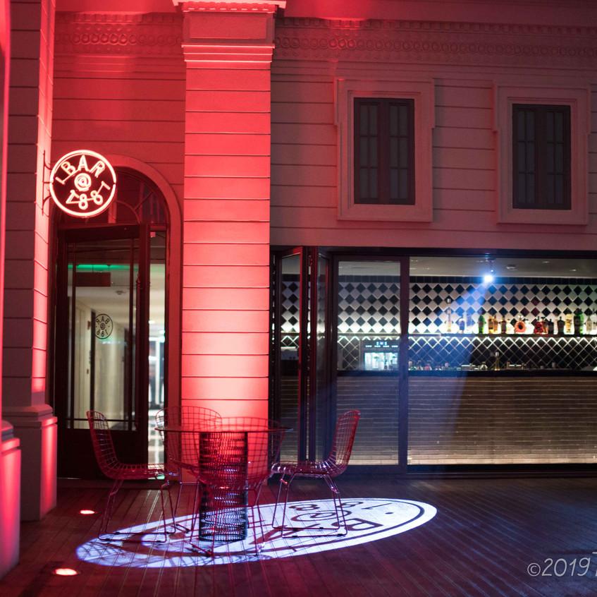 Bar 188 at Hotel Indigo