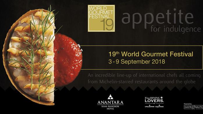 19th World Gourmet Festival Brings a Stellar Line Up of International Chefs to Anantara Siam Bangkok