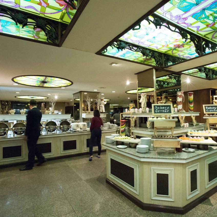 Tivoli Coffee Shop Review