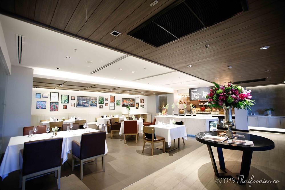 Crazy Thai Food Combo! - Som Tam and Chardonnay at Akyra Thonglor Bangkok Hotel