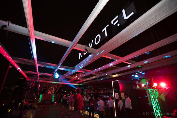 Sky on 20 at Novotel Sukhumvit Bangkok One Year Anniversary Party