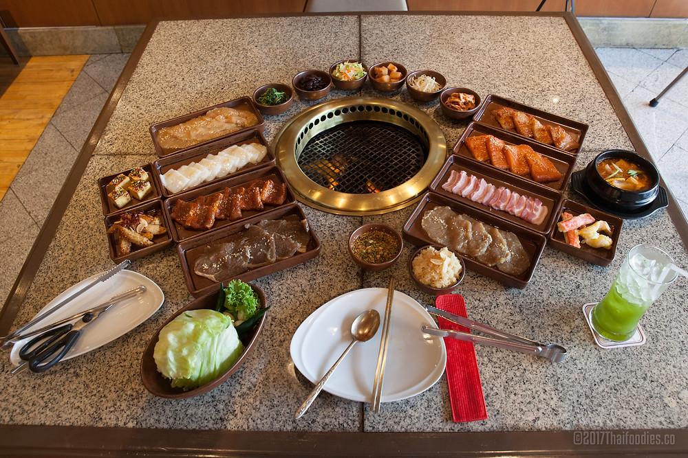 Kongju Korean Restaurant Bangkok | thaifoodies.co