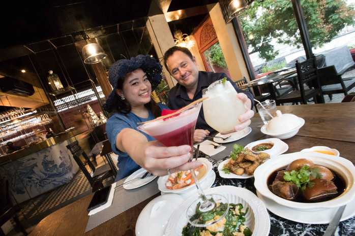 Hidden Thai Cuisine Riverside Gem in Bangkok - Amdaeng Bangkok Riverside Hotel Review