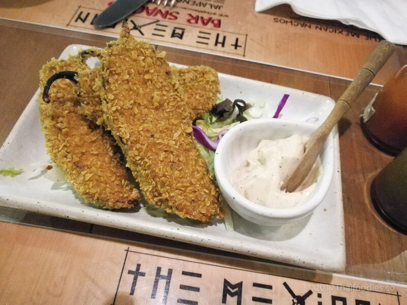 The Mexican Restaurant Bangkok Review | thaifoodies.co
