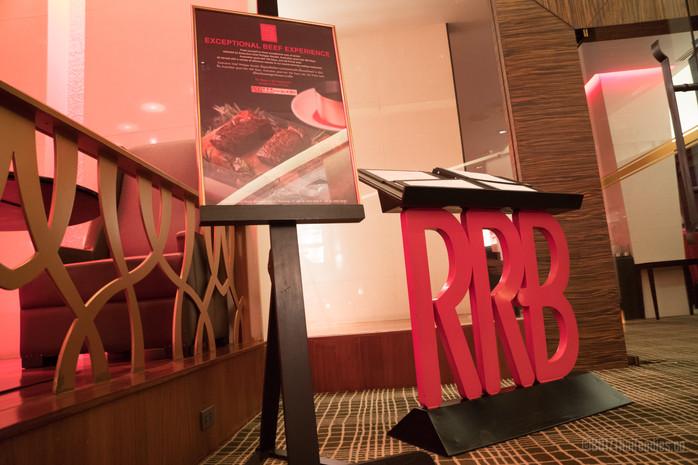 Rib Room & Bar Steakhouse - The Landmark Bangkok - The Peak of Fine Dining