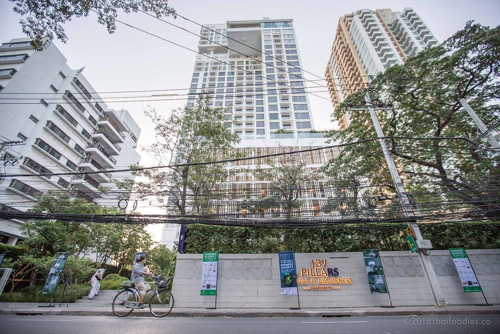 137 Pillars Suites & Residences Bangkok Review