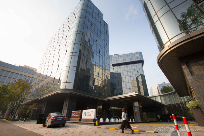 Thaifoodies Shanghai Trip!  Hyatt Place Hongqiao - Review!