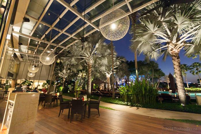INCREDIBLE ITALIAN FARE @ Volti Ristorante and Bar in the Shangri-La Hotel Bangkok