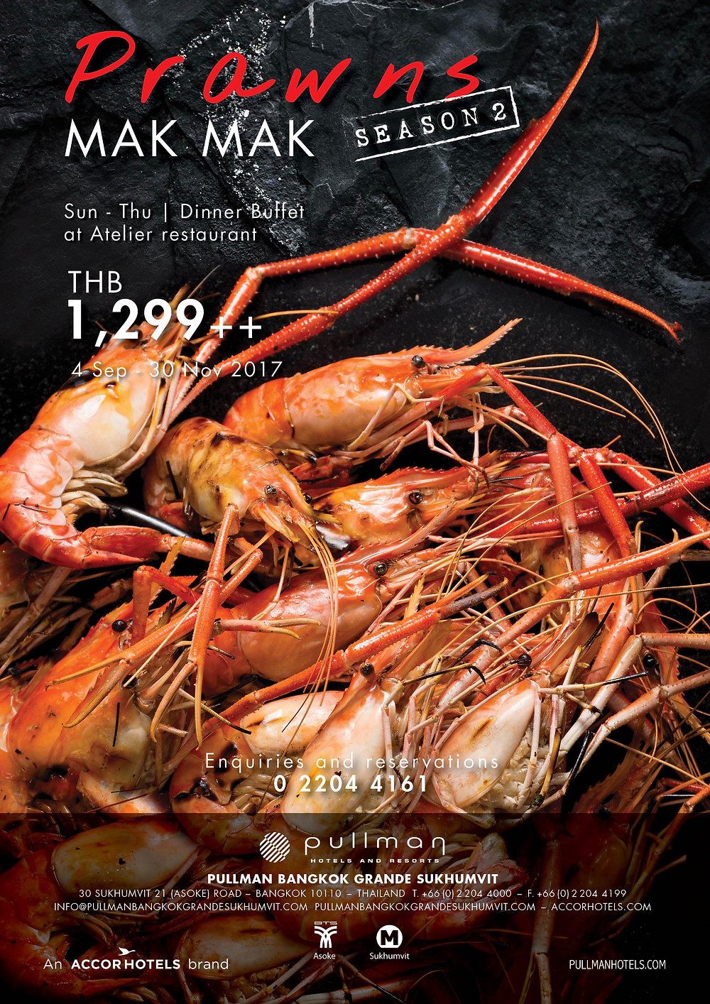 Atelier Prawn Promo | thaifoodies.co