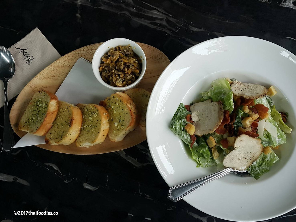 Adley Italian Restaurant Review | thaifoodies.co