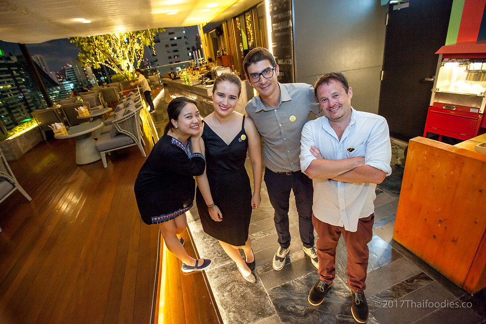Sky on 20 Review   thaifoodies.co