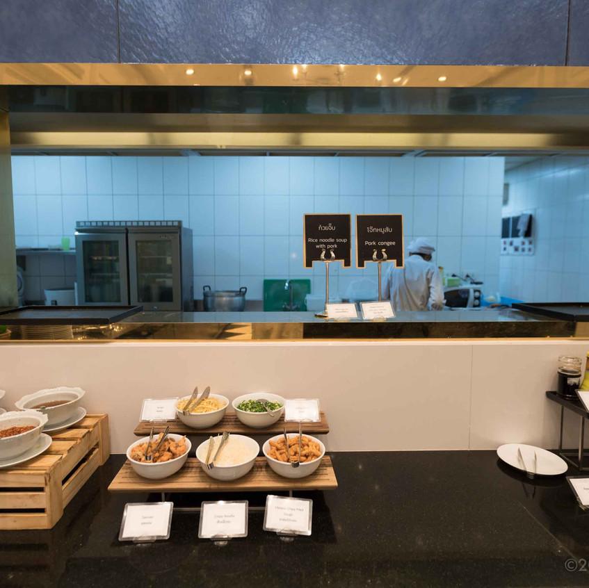 Blue Spice Thai Buffet Review