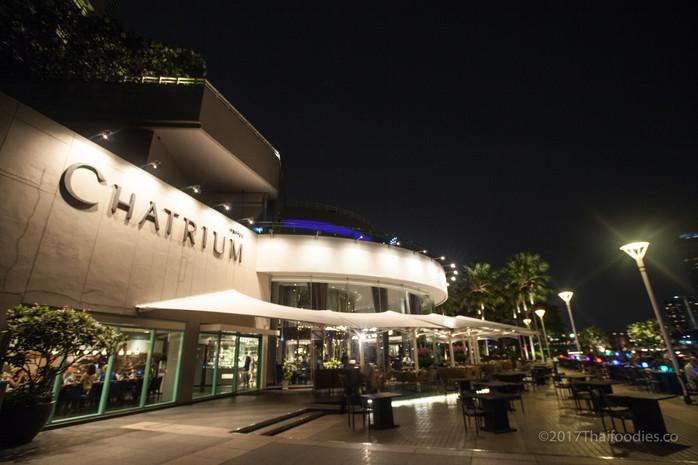 5 Star Chatrium Hotel Riverside Bangkok - Hotel and River Barge Buffet Review