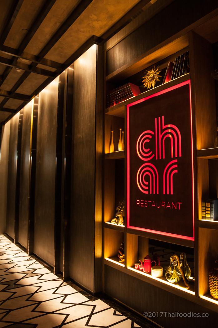CHAR RESTAURANT  - Visionary Cuisine and Stunning Vistas on Wireless Road in Bangkok
