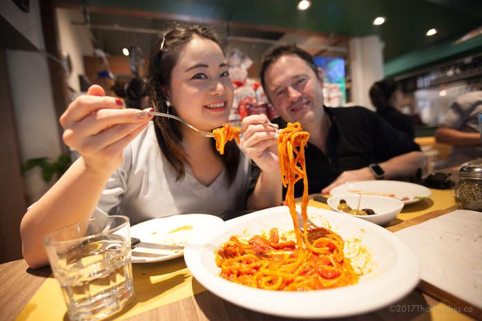 PALA PIZZA ROMANA – REALLY, REALLY GOOD ITALIAN IN ASOKE, BANGKOK