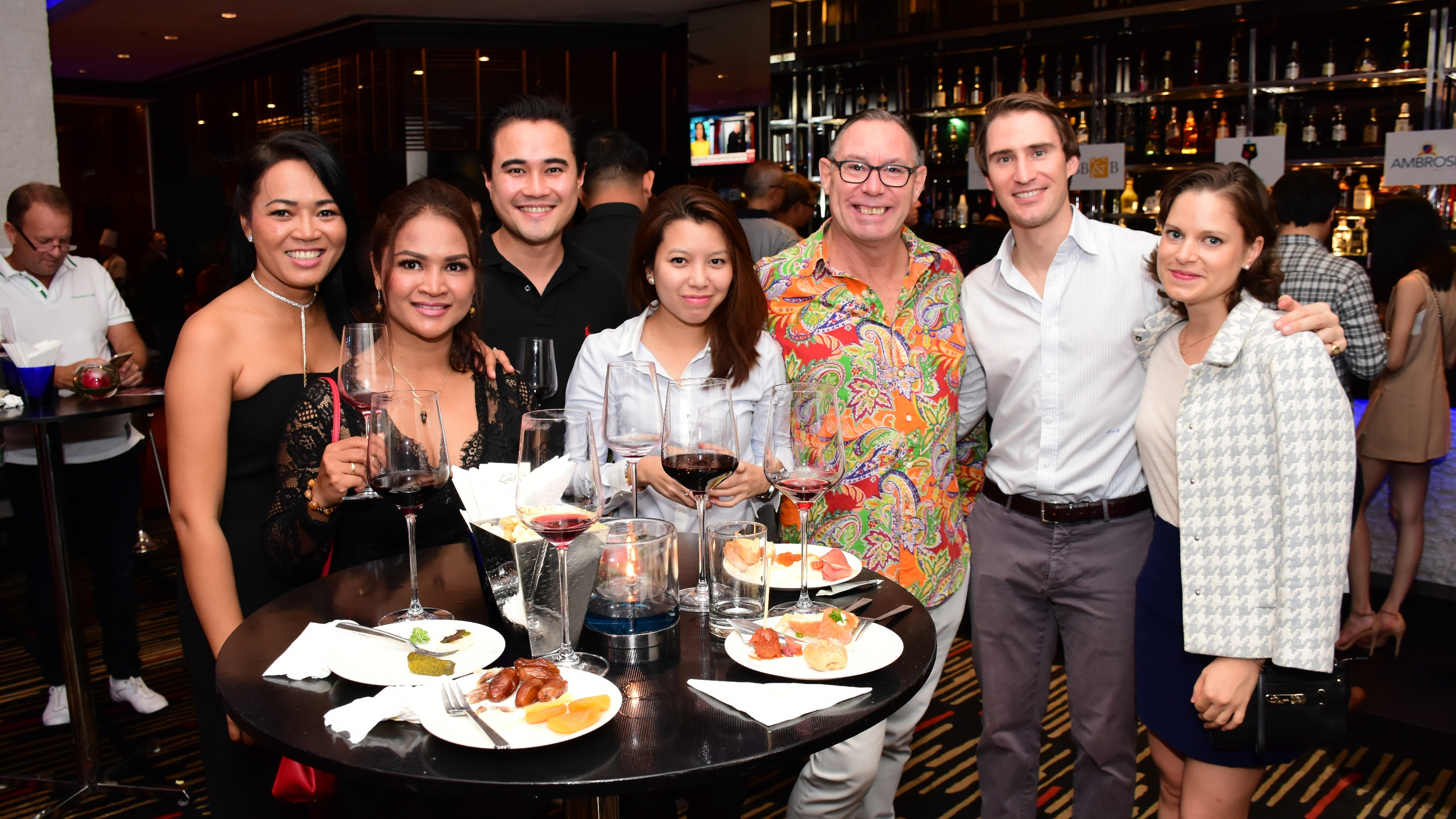 Top Class Tasting - Landmark Bangkok