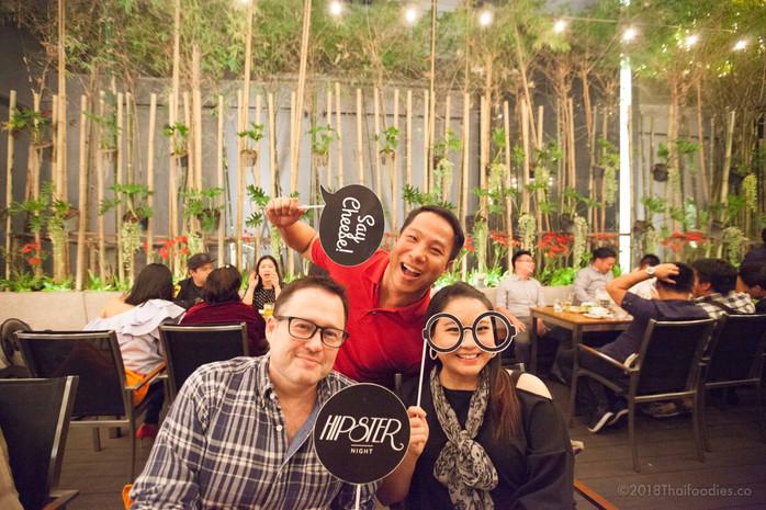 Hipster Night – Fridays at Amara Bangkok Hotel in Bangkok - I'M A HIPSTER BABY!