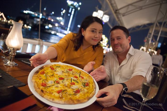 Ciao Terrazza Pop-Up Antipasti Buffet at Riverside Terrace - Mandarin Oriental Bangkok