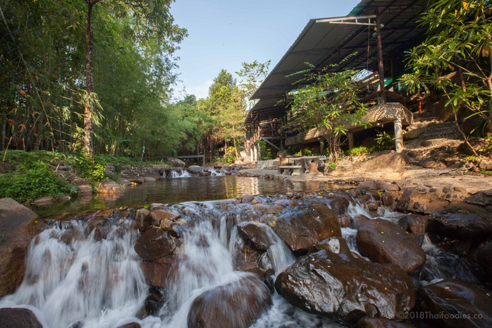 A Rejuvenating & Peaceful Thai Vacation Escape at The Cabin Creek Homestay in Chanthaburi