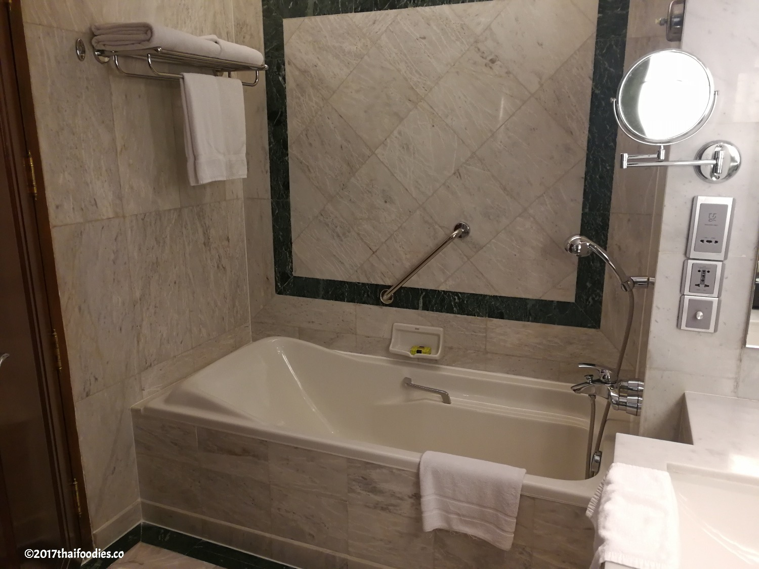 Intercontinental Hotel Review