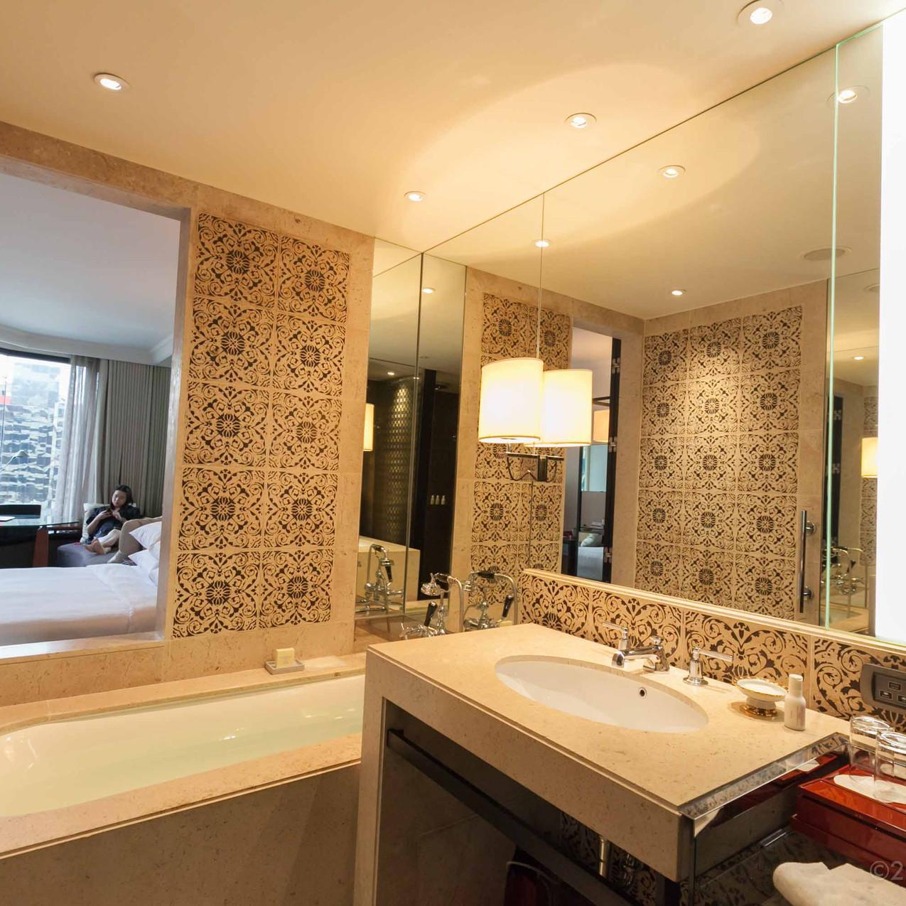 Grand Hyatt Erawan Room #1401