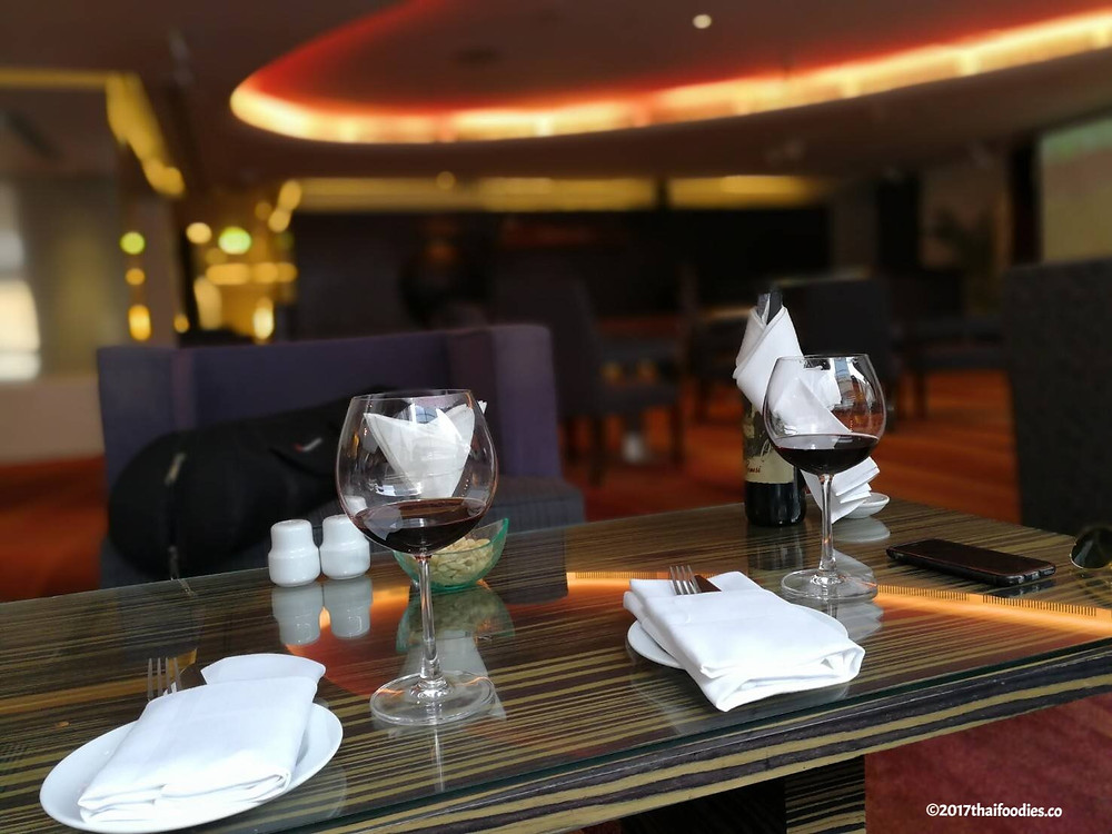 Holiday Inn Chidlom Review | thaifoodies.co