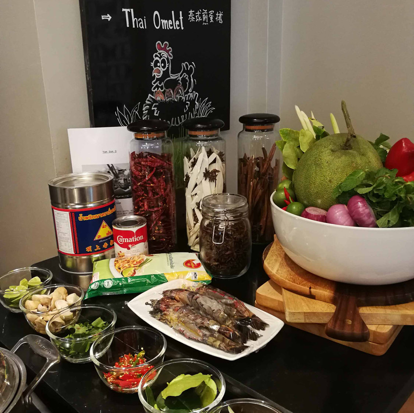 Mayfair Bangkok Thai Cooking Clas