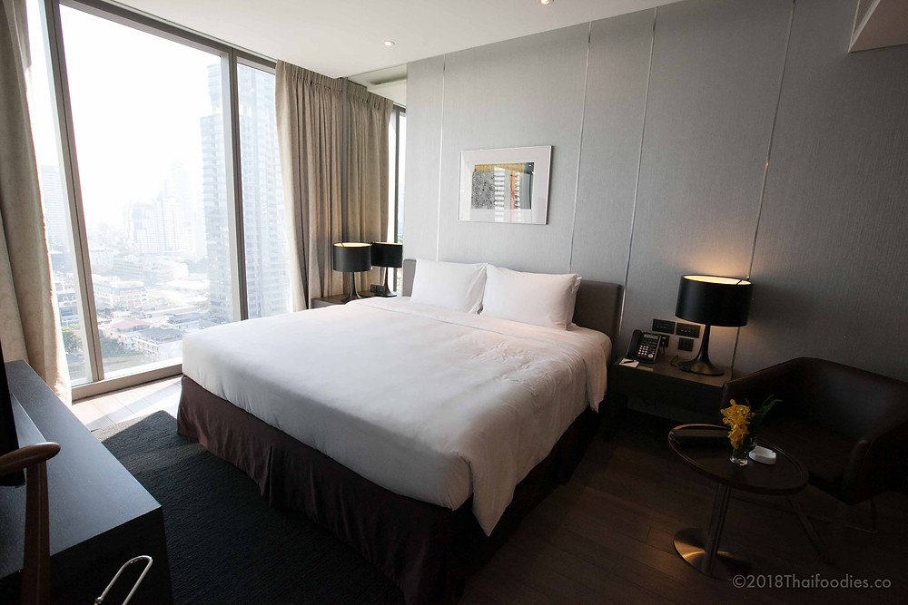 Amara Bangkok Hotel Review | Thaifoodies.co