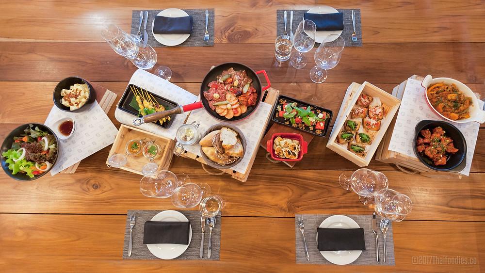 Gourmet Bar | Thaifoodies.co
