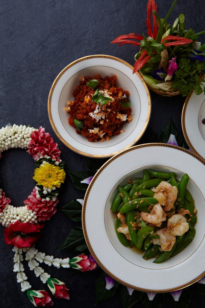 """SAFFRON at Banyan Tree Bangkok Presents - """"A Grand Showcase of Royal Project Cuisine"""""""
