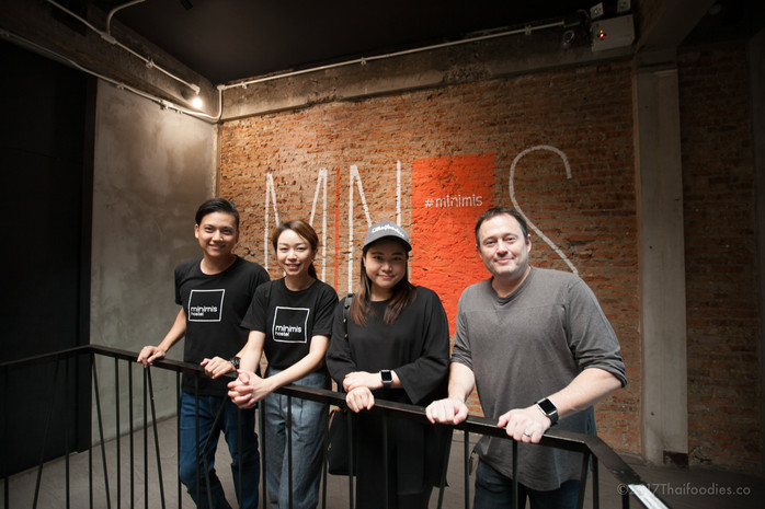 MINIMIS HOSTEL – A NEW UPSCALE BANGKOK HOSTEL WITH BUDGET PRICES NEAR PATPONG