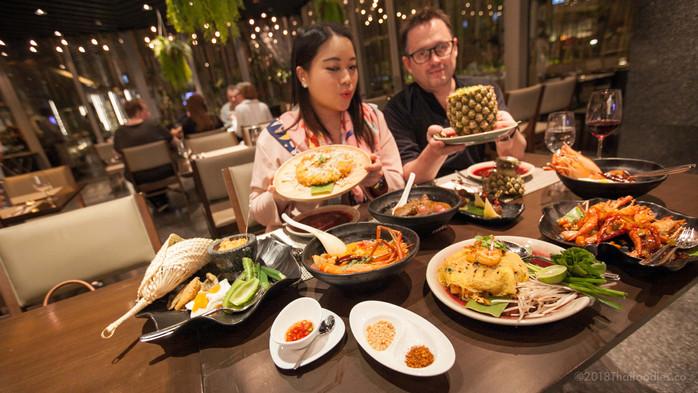 WIN A 3,000 BAHT VOUCHER FOR ELEMENT RESTAURANT @ AMARA HOTEL BANGKOK!  - GREAT THAI FOOD!